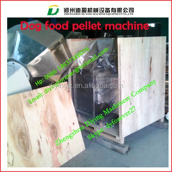 Hot sale pet food making machine