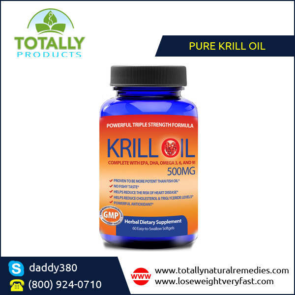 Natural Antarctic Red Krill Oil Supplement Soft Gels with Full of Vitamins Reduce Heart Disease/ Available at Affordable Rate
