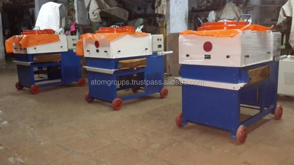 2016 New Design Atom Brand Coconut Peeling Machinery
