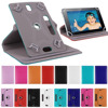 Tablet case 360 Rotate Flip Stand Cover Case For 7 inch Universal Tablet PC