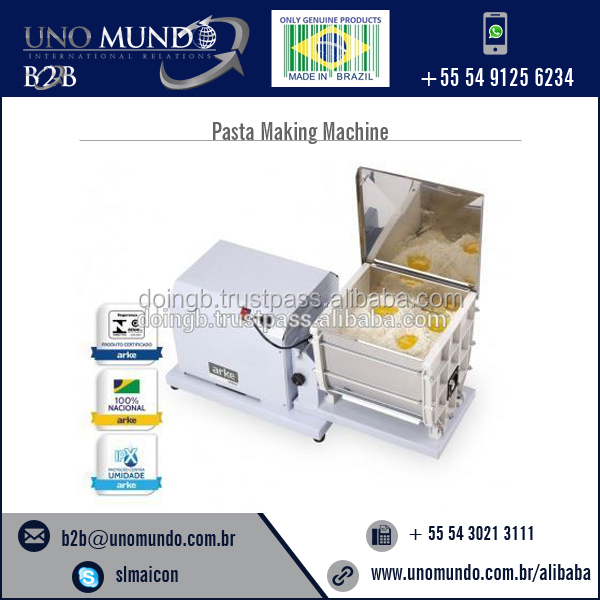 Multi Mix 5x1 Pasta Making Machine at Factory Price