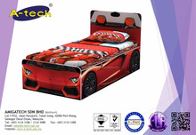 LUCKY KIDS - Salvia Bedroom Set: Car Bed for Kids Bedframe