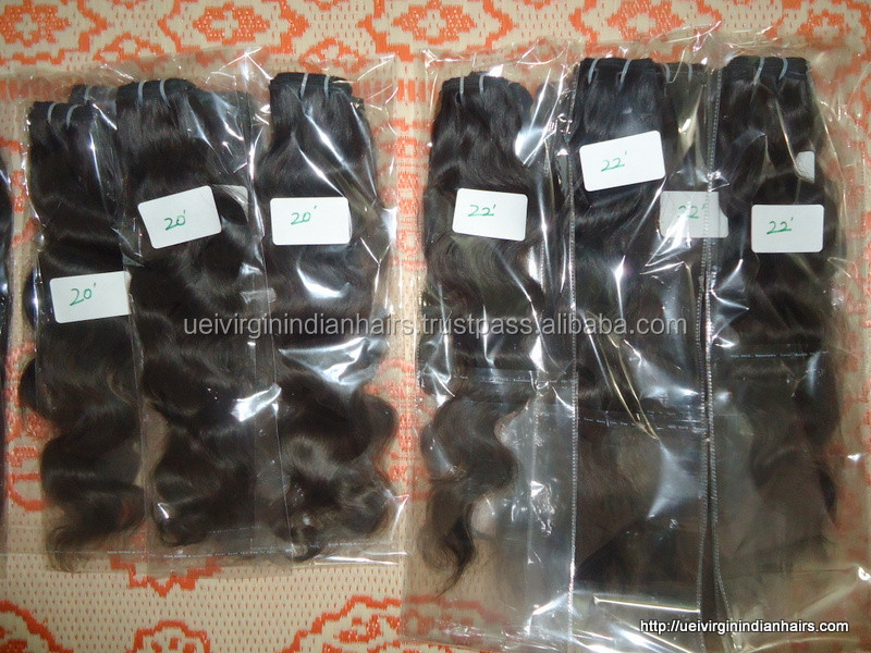 Virgin Indian Hair Extentions