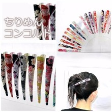 Various type of high quality hair comb clips for young and all generation