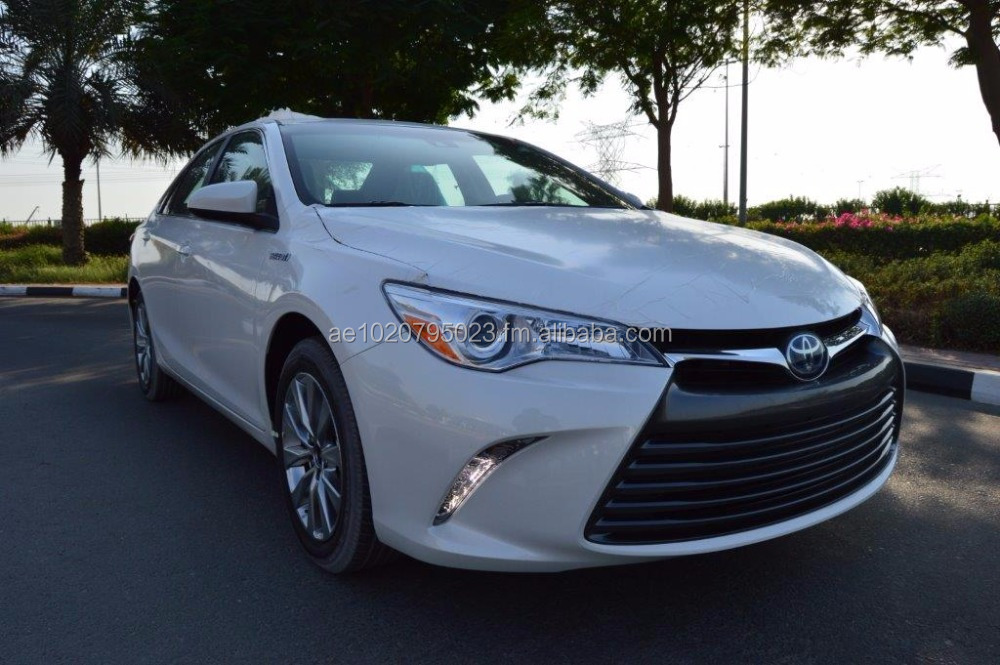 2016 NEW TOYOTA CAMRY HYBRID XLE 2.5L