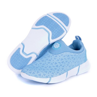 Unisex Running Shoes, Extra-light Walking shoes, Walking Sneakers, Outdoor Sports Shoes---Ballop messy blue