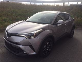 2017 Toyota C-HR G package from japanese supplier Brand New