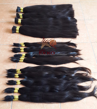 Vietnamese human hair wholesale bulk hair extensions 2016