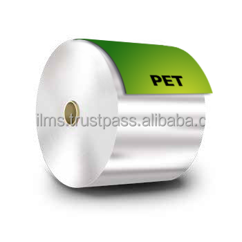 Pentafood High Quality Food Grade Plastic PET Film Rolls for Water Cups and Salads