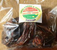 UKEL TASTY SMOKE DRIED CATFISH