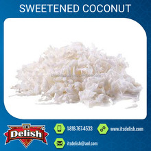 Healthy and High Grade Sweetened Coconut Available at Factory Price