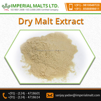 Dry Malt Extract Extract By Processes Including Liquefaction Of Germinated Grain, Washing, Filtering And Evaporation