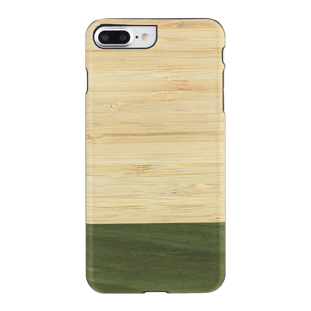Man and Wood Slim Bamboo Forest Case Phone 7 Plus