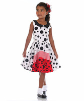 European Boutique Quality Girl's Dress Stocked In the USA