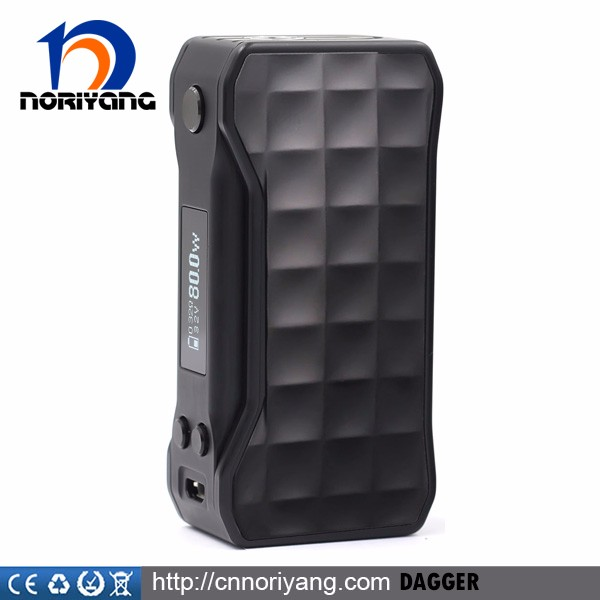 Top Selling Vaporizer Mod White Dagger 80w Mod in Indonesia