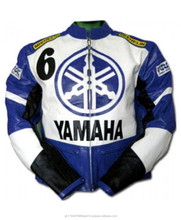 YAMAHA Motorbike Jacket, Motorbike leather Jacket