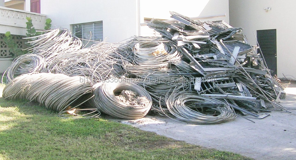 Hight Quality Aluminium wire scraps