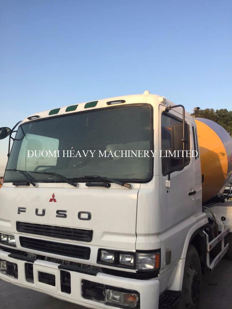 Low Price Used Fuso Concrete Mixer of Fuso Concrete Mixer Truck for sale