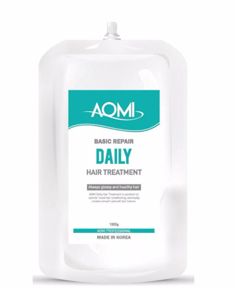 AOMI Basic Repair Daily Treatment 1000g for Normal hair / before PERM