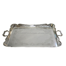 Silver Plated Wedding Trays