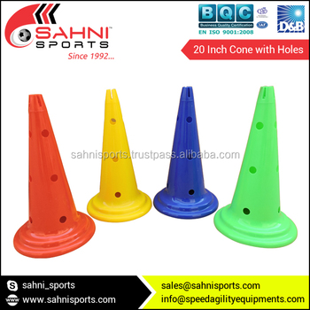 20 Inch Cone with Holes