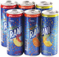 Rani juice of very good quality