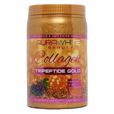 Aura White Gold of Tripeptide Formula