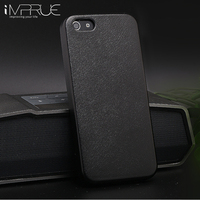 New arrive Leather Mobile Phone Case Protective phone Back Cover For iPhone 5