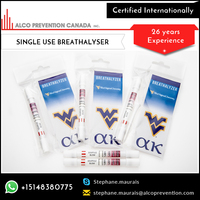 Top Selling Disposable Breathalyze Seller and Distributor