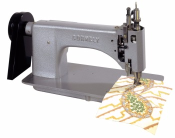 CORNELY A3 High speed industrial embroidery machine