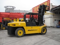 used komatsu forklift 15t japan made better price offered in china