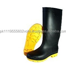 safety gumboots, safety pvc boot