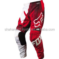Full sublimation custom motocross pants