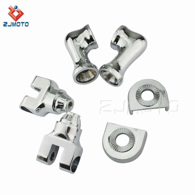 Universal motorcycle parts motorbike foot pegs,various motorcycle foot pedal with reasonable price and super quality