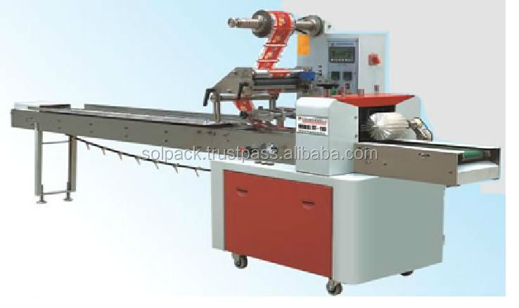 biscuit packing machine without tray
