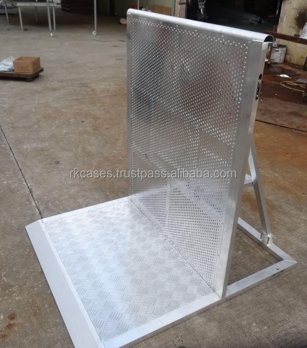 folding safety barriers plastic safety barriers