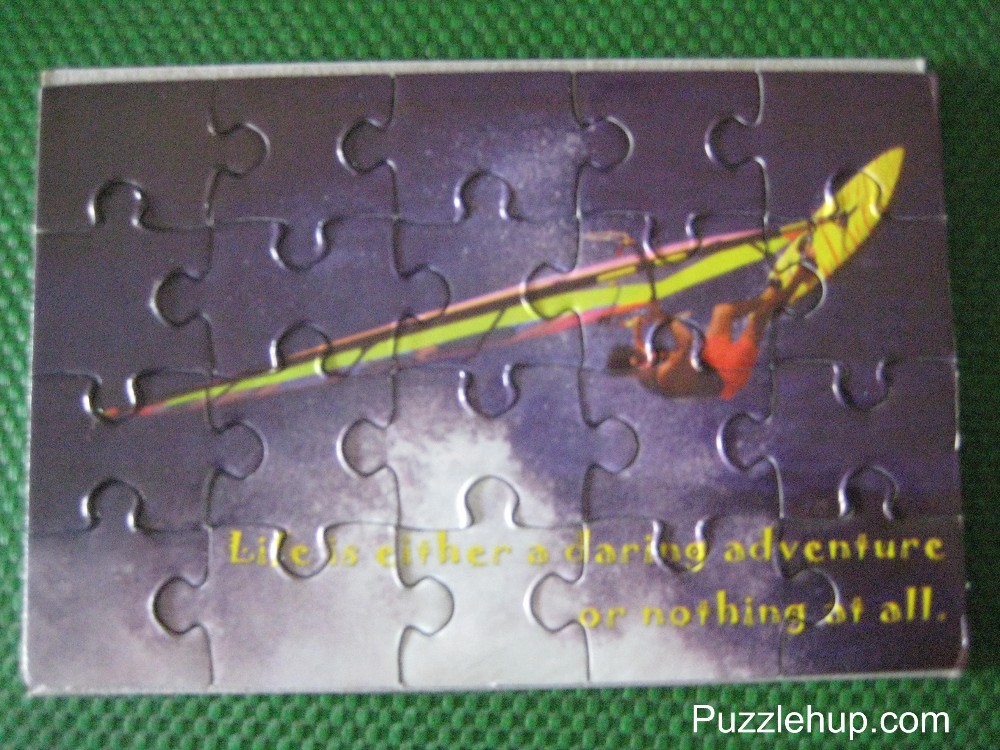 Inspiration Postcard Jigsaw Puzzle, Ideal for Corporate Gift