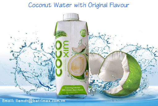 NATURAL COCONUT WATER - FMCG PRODUCT- DRINKING