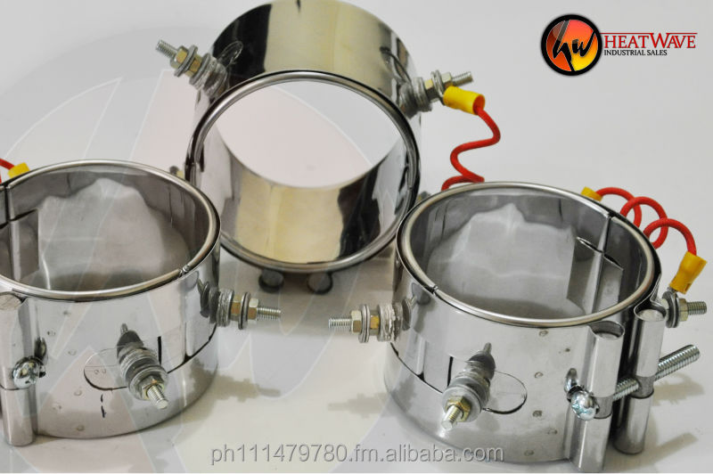 Mica Band Heaters (Heater Band or Barrel Heater)