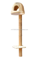 NO 7 WALL MOUNTED CAT TREE ( Catwalk system)