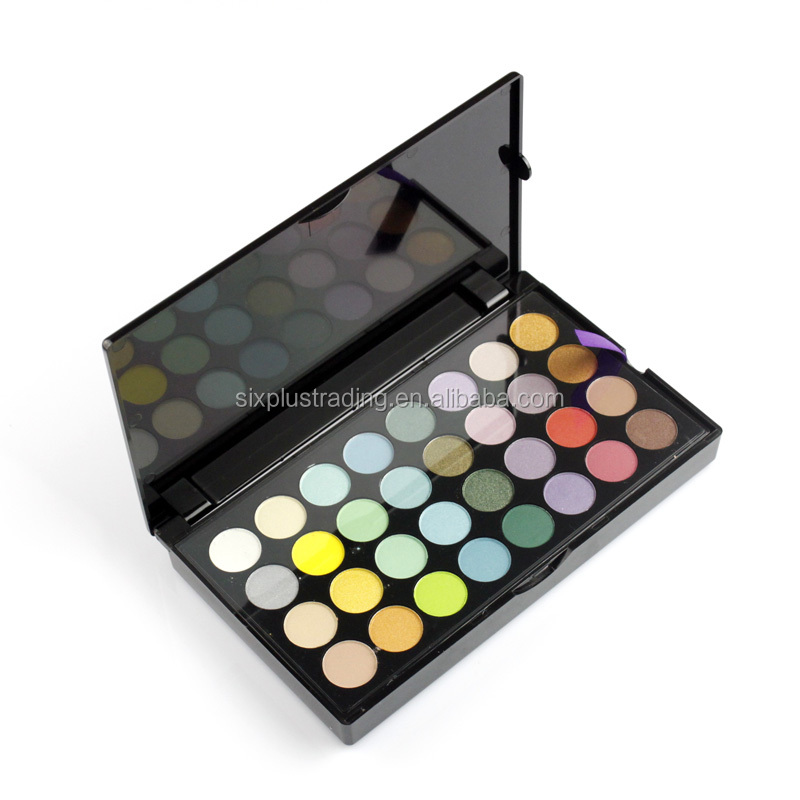wholesale shimmer beauty private label eyeshadow