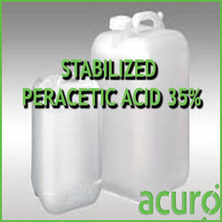 Stabilized Peracetic Acid 35% / PAA35% / PERACETIC ACID