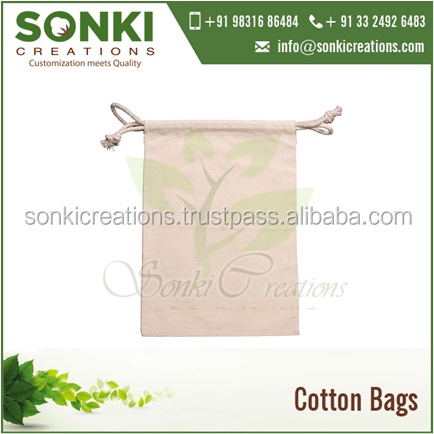 Cotton Shopping Bags - 100% Cotton Bag with Exclusive Design & Colors