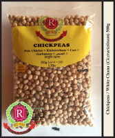 Chickpeas / White Chana / Kabuli Chana / Cicerarietinum (Red Ruby)