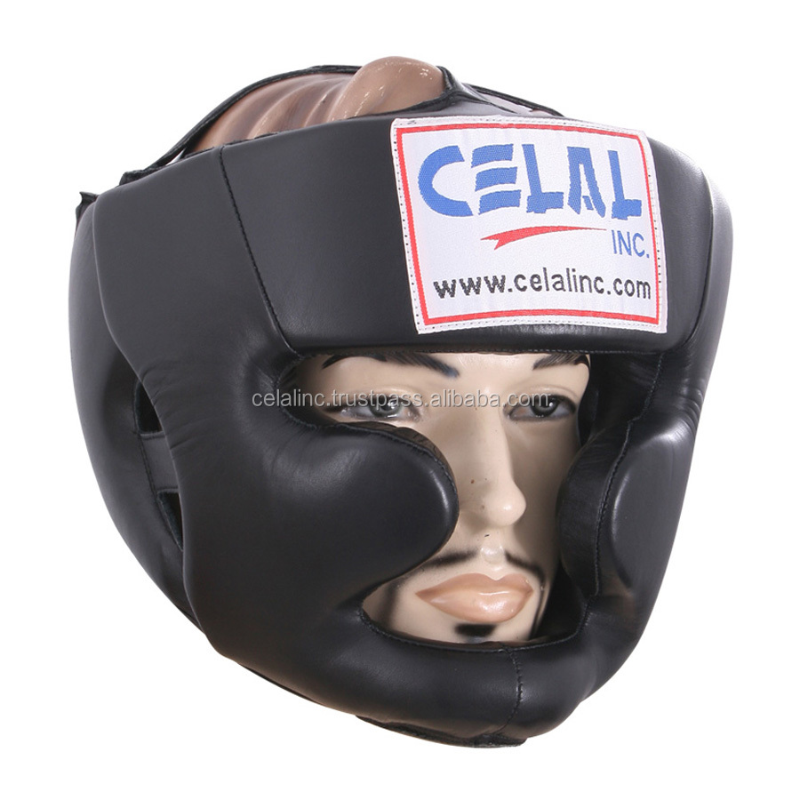 Boxing Head Guard with Cheek Protection