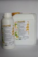 NATURAL antibiotic ALLIVET - LIQUID GARLIC, WATER-SOLUBLE FOR POULTRY, PIGS, CATTLE, RABBITS, FISH AND HORSES