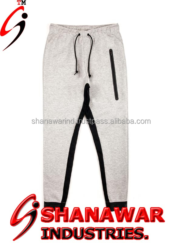 Drop Crotch Relax Sweatpants
