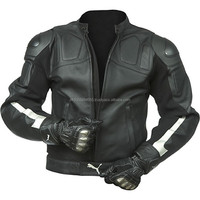 apparel-puma-street-jackets-men-leather-black 1.2mm/1.3mm cowhide leather