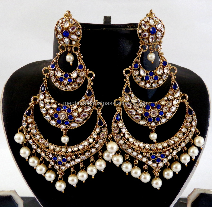 Indian Chandelier Earrings Www Pixshark Com Images