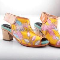 Miumosa Peep to shoe